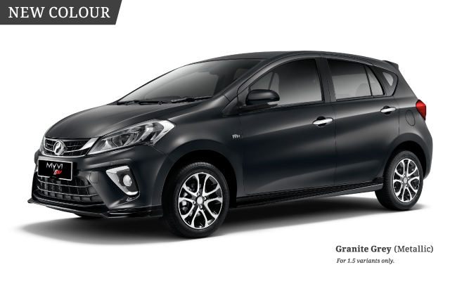Harga Perodua Alza Baru 2018 - Pewarna g