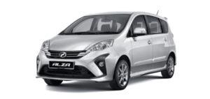 Harga Perodua ALZA 2019 - FREE GIFT  Perodua Authorized